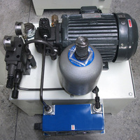 拉拔机液压系统