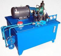 链条整形机液压系统