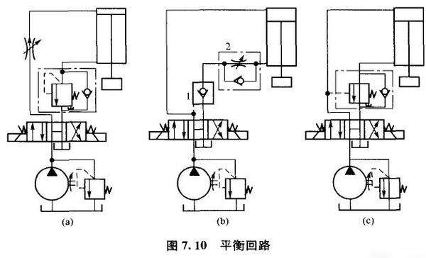 液压系统原理图
